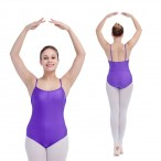 FREE SHIPPING Shiny Camisole Leotard