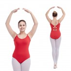 FREE SHIPPING Trestle Back Camisole Leotard