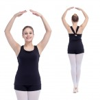 FREE SHIPPING T Back Tank Top for Dance
