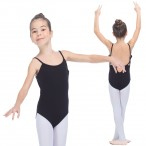 FREE SHIPPING Camisole Leotard with Back Hole