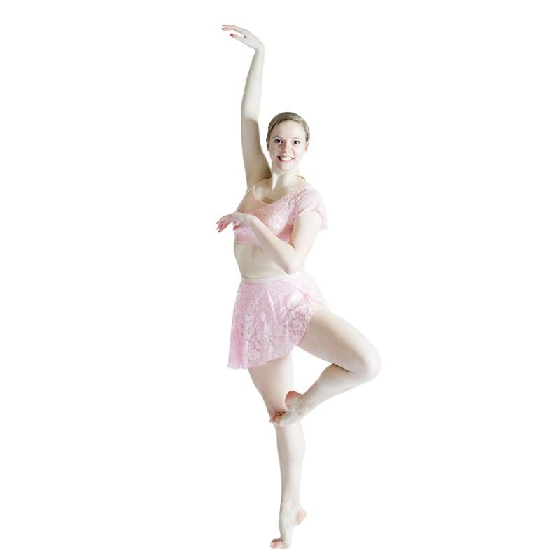d637a3097 HDW DANCE Quick Order 2 Piece Lace Lyrical Dance Dress