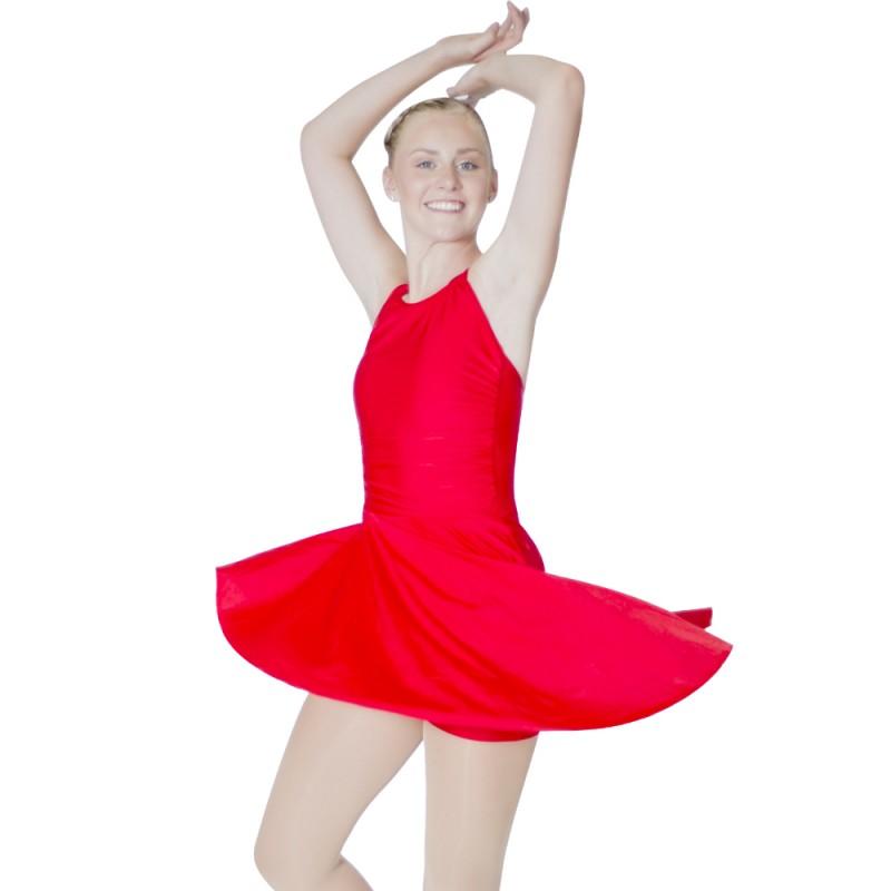 0390bf56f HDW DANCE Quick Order Wide Straps Lyrical Dance Dress