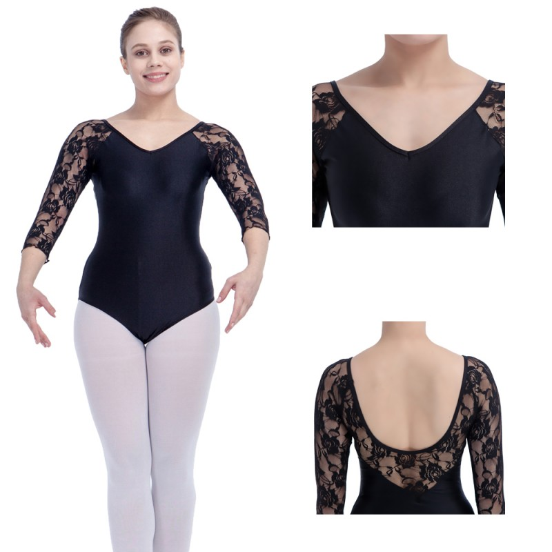 c1a411ae887a HDW DANCE Quick Order Black Shiny Lace...