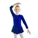FREE SHIPPING Long Sleeve Skating Costume 8 Colors